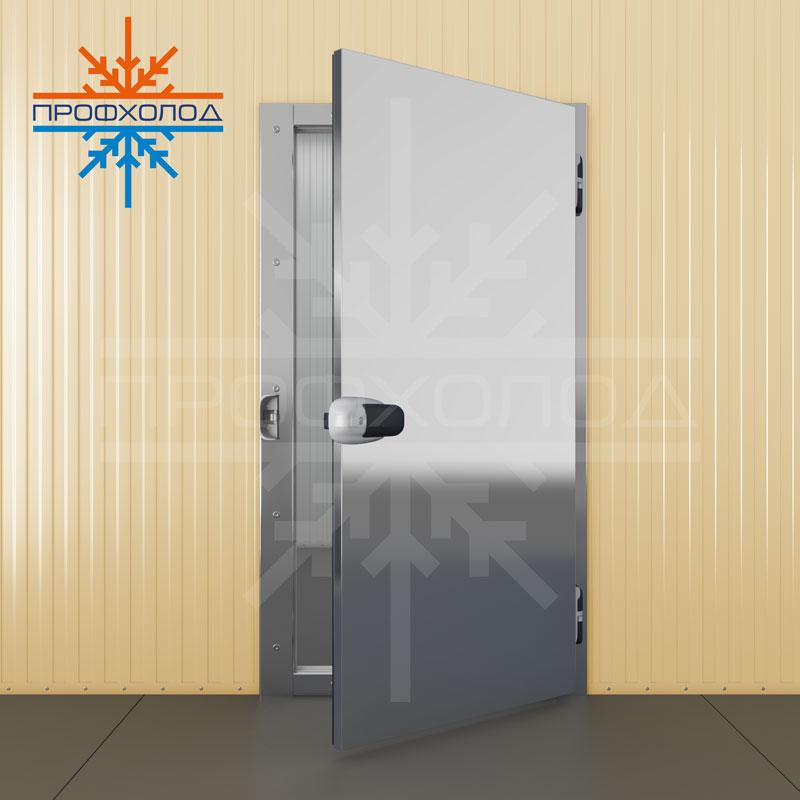 Полотно двери РДОП Нерж
