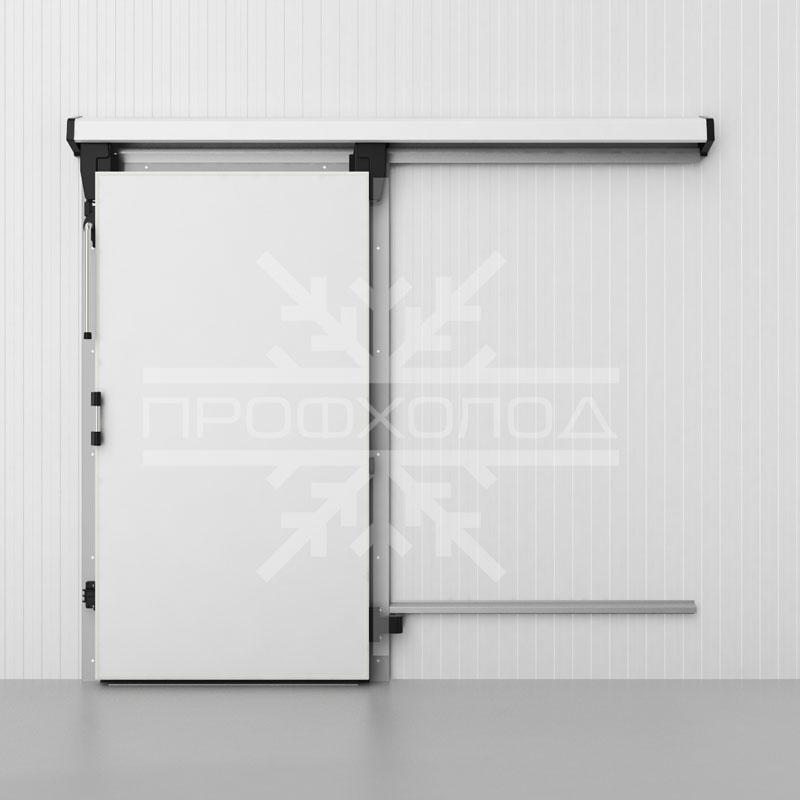 Откатные холодильные двери