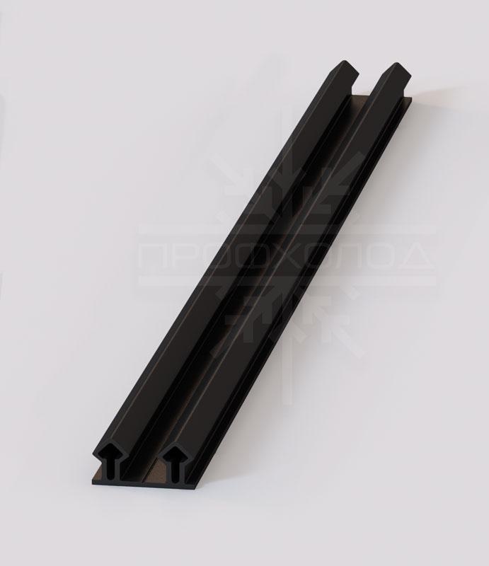 Профиль уплотнительный по контуру распашных дверей